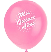 Mis Quince Años Birthday Balloons