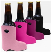 Solid Western Boot Can Cooler
