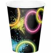 Neon Party Cups