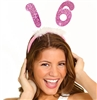 Glitter Pink 16 Boppers