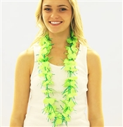Lime Sparkle Lei