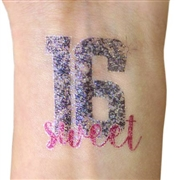 Sweet 16 Tattoo