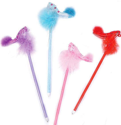 High Heel Shoe Pen Assorted Colors Sweet 16 Party Favor