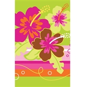 Aloha Tropical Print Table Cover
