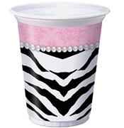 Animal Print Party Cups