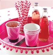 Stylish Dots Party Cups