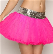 Hot Pink Tutu: Adult Size