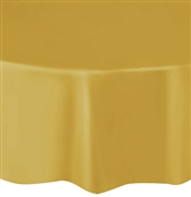 Matte Gold Table Cover