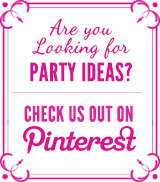Are you looking for pary ideas?  Check us out on Pinterest.