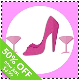 Take 50% Off Set of 3 Stiletto & Mocktail Centerpiece with this coupon