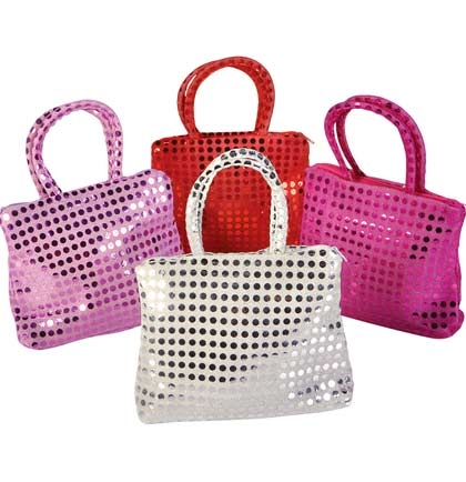 Sparkle Mini Tote Bag | Sweet 16 Party Favors | Sweet 16 Party Store