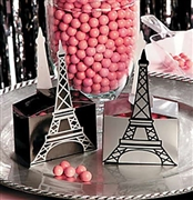 Eiffel Tower Boxes | Sweet 16 Party Favors