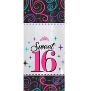 Set of 20 Sweet 16 Cello Bags