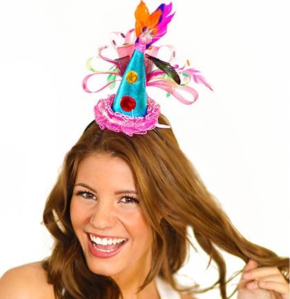 Headband for Sweet 16