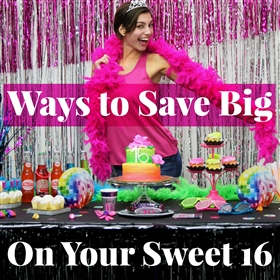 Throw a Ballin' Sweet 16 Without Breaking Your Budget