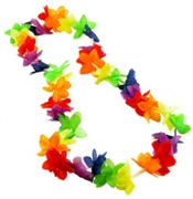 Tropical Flower Lei