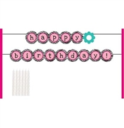 Birthday Cake Banner Kit