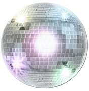 Disco Ball Cut-Out