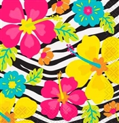 Wild Luau Cocktail Napkins