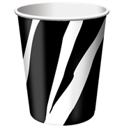 Zebra Party Cups