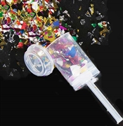 Multi Colored Confetti Popper