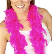 Fluffy Feather Boa: Hot Magenta | Sweet 16 Feather Boas