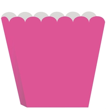 Pretty Pink Treat Boxes | Sweet 16 Party Favors