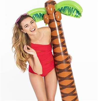 5.5ft Inflatable Palm Tree