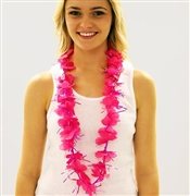Pink Sparkle Lei